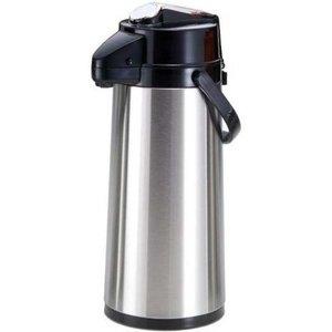 Saro Edelstahl-Vakuumpumpe XXL - 2,2 Liter - Deluxe Version