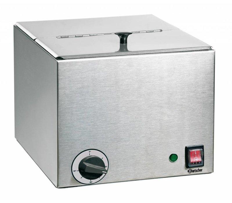 Bartscher Wurstwärmer Bain-Marie - 1,0 kW - 1/2 oder 1/4 GN - 270x360x (H) 240 mm