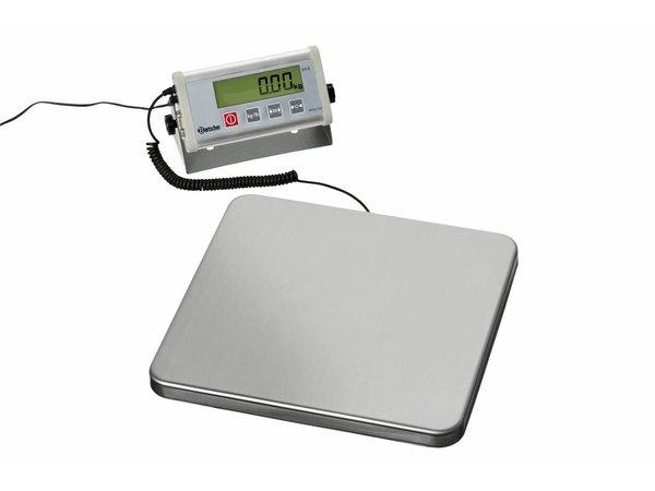 Bartscher Digitale Horeca Weegschaal - Max.150 kg