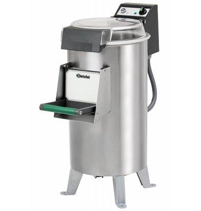 Bartscher Schilmachine 7.5 kg/Cyclus | 120 kg/uur