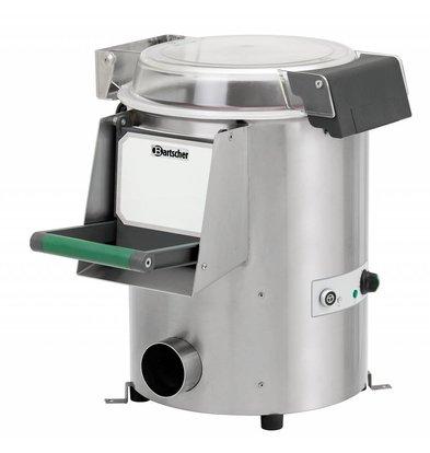 Bartscher Schilmachine 5 kg/Cyclus | 60 kg/uur