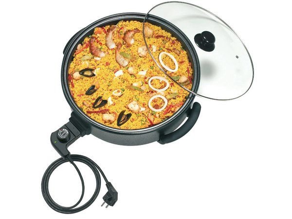"Bartscher Deep frying pan electric multi pan ""GRANDE"", diameter 41cm"
