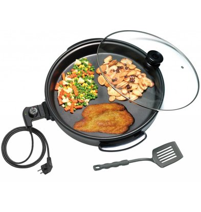 Bartscher Deep frying pan electric multi pan, Ø 41cm