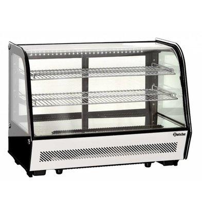 Bartscher Refrigerated display -160 liters - 88x57x (h) 68cm