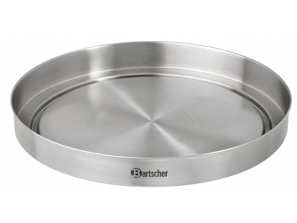 Bartscher Warming Lid Stainless Steel | 10 to 15 cups