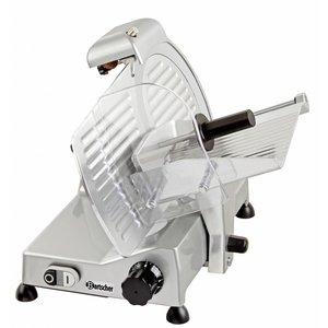 Bartscher Cutting Machine for Meat | Aluminium | 230V | 240W | 410x540x390 (H) mm