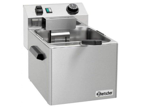 Bartscher Elektro-Nudelkocher Snack | Edelstahl | 7 Liter | 3,4kW | 230 | 270x420x (H) 300mm