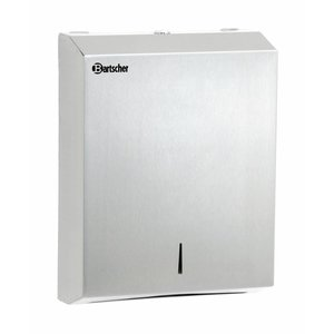 Bartscher Paper towel dispenser for wall-mounting