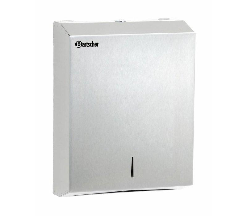 Bartscher Paper towel dispenser for wall-mounting