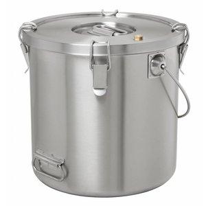 Bartscher Thermal transport container | 20 Liter | 343x (H) 345mm