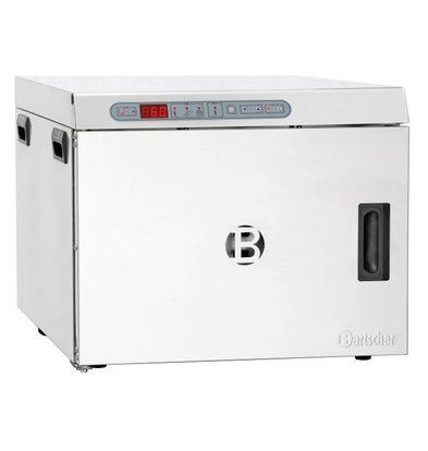 Bartscher Niedertemperaturofen - Digital | 30-110 ° C - Für 600x400 mm