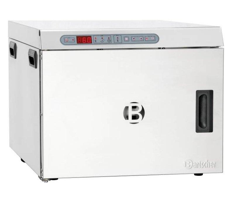 Bartscher Niedertemperaturofen - Digital   30-110 ° C - Für 600x400 mm