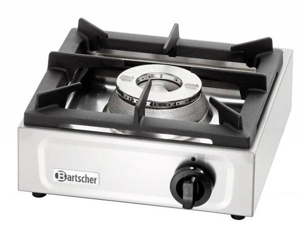 Bartscher Gas hob   6.5 KW   propane   350x350x (H) 170mm