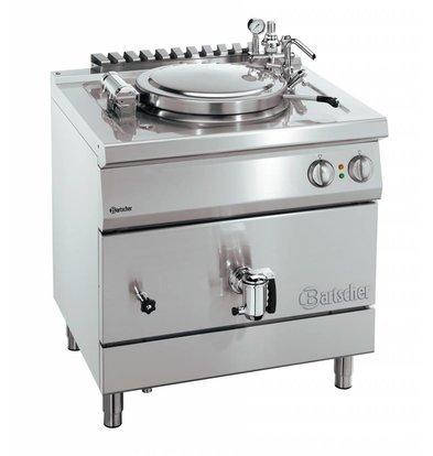 Bartscher Elektrische Kochkessel Indirekte Heizung - 100L - 900x900x (h) 850-900mm - 16KW
