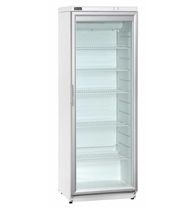Bartscher Flaschen Kühlschrank - 320 Ltr - luftgekühlt - 60x60x (h) 173cm
