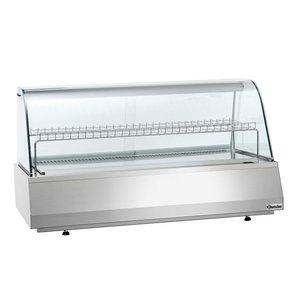 Bartscher Refrigerated Counter GN 3/1 - 108x77x (h) 60cm