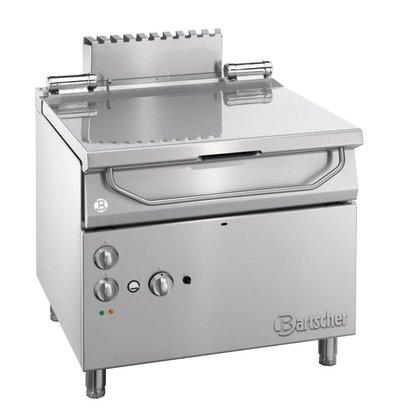 Bartscher Verkippung Fryer | Gas / Elektro | Serie 900 | 900x900x (H) 850-900mm