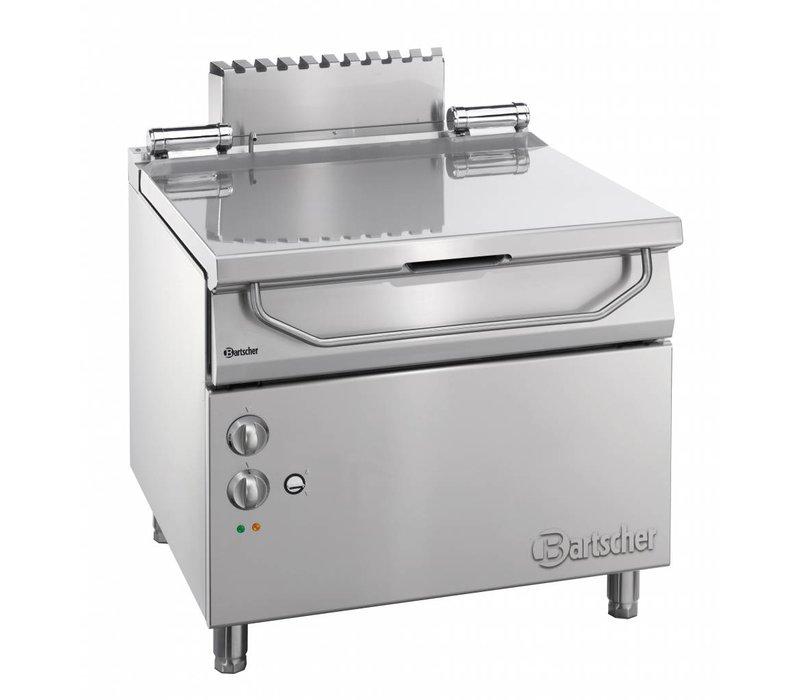 Bartscher Schiebe Fritteuse | Serie 900 | 9,25 kw | 400V | 900x900x (H) 850-900 mm