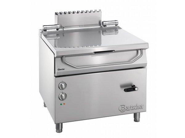 Bartscher Schiebe Fritteuse | Serie 900 | 9 kw | 400V | 900x900x (H) 850-900mm
