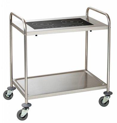 Bartscher Induction serving trolley IKTS 35