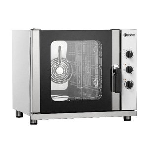 Bartscher Convection Oven with humidifier - 700x760x635 (h) - for 5 x 2/3 GN