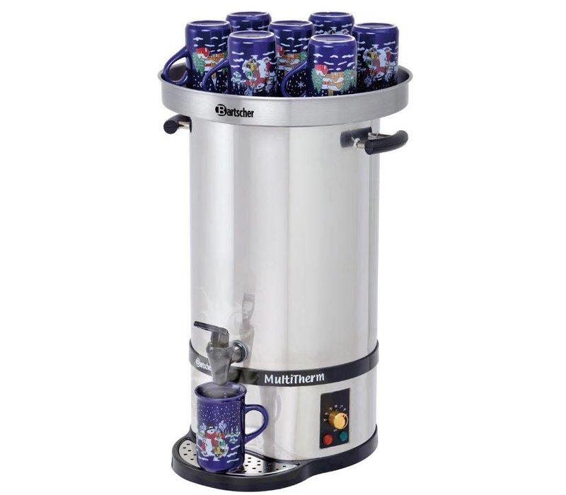 Bartscher Hot water boiler / Glühwein kettle | 20 liter | incl. Hot ...