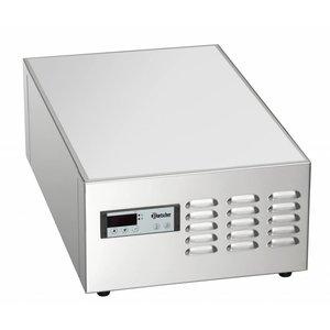 Bartscher Elektrische Combi-plaat - Koud en Warm - 1/1 GN - 55x34x(h)19cm
