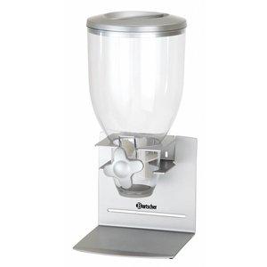 Bartscher Verdeler voor Ontbijtgranen   Kunststof   3,5 Liter   180x170x(H)395mm
