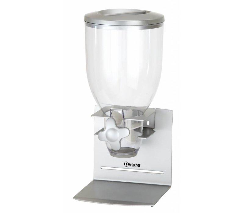 Bartscher Distributor für Frühstückscerealien | Kunststoff | 3,5 Liter | 180x170x (H) 395mm