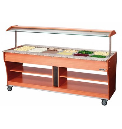 Bartscher Gastro Buffet T - Salatbar 6 x 1/1 GN