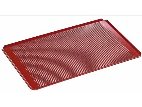 Bartscher Geperforeerd Bakblik met Siliconencoating   1/1 GN   530x325mm