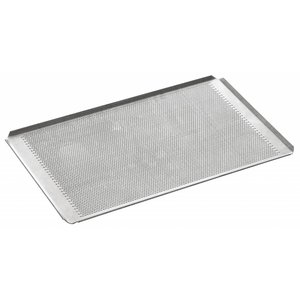 Bartscher Backblech gelocht 1/1 GN   Aluminium   Bohrlochdurchmesser 3 mm   530x325mm