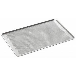 Bartscher Geperforeerd Bakblik 1/1 GN   Aluminium   Boorgat Diameter 3 mm   530x325mm
