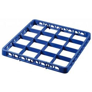 Bartscher Spülkorbteiler 16, 460x460x45, blau