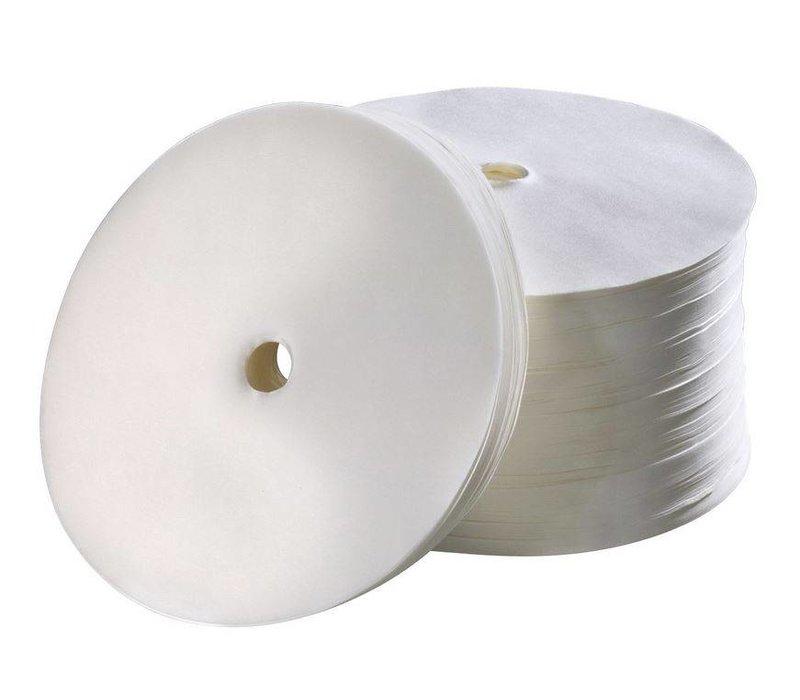 Bartscher Filters - 250 stuks | Ø 245mm