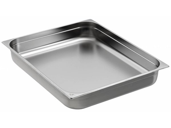 Saro 2/1 GN containers - GN, 65 mm, 18.5 liters   650x530mm