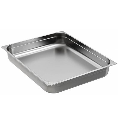Saro 2/1 GN containers - GN, 100 mm, 28.5 gallon | 650x530mm