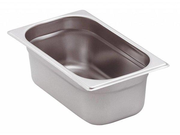 Saro GN-Behälter 1/4 - GN, 20 mm, 0,5 Liter | 265x162mm