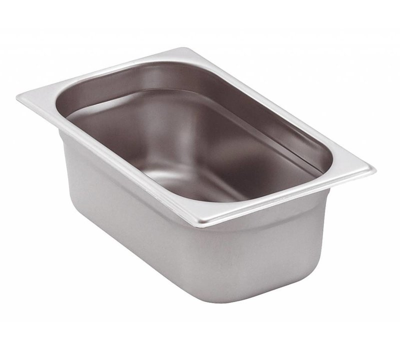 Saro GN-bakken 1/4 - GN, 200 mm, 5,5 liter |  265x162mm