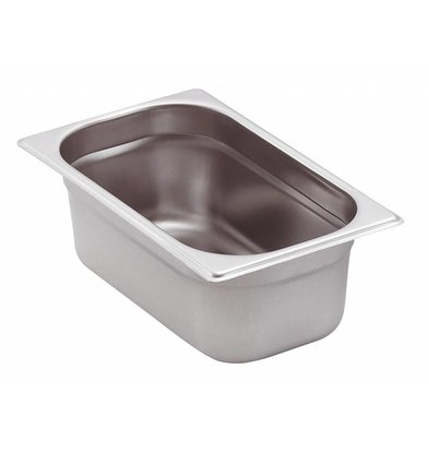 Saro GN containers 1/4 - GN, 100 mm deep | 265x162mm