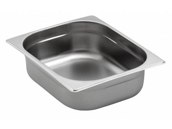 Saro GN-bakken 1/2 - GN, 200 mm, 12,5 liter | 325x265mm