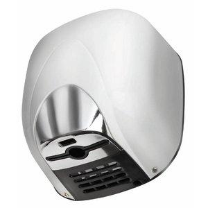 VAMA White Steel Handtrockner   SUPER Power   8-10 sec   1100W