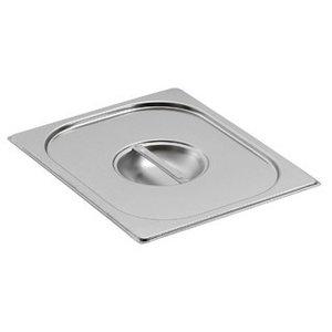 Saro Gastronormbehälter - Deckel o. Löffelauss. GN 2/4