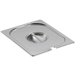 Saro Gastronorm lid with hole for ladle GN 1/6