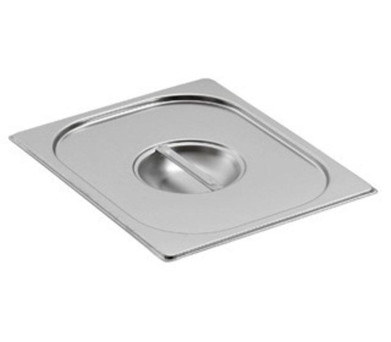 Saro Gastronormbehälter - Deckel o. Löffelauss. GN 1/6
