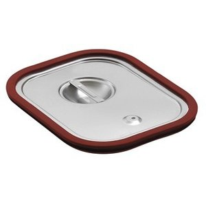 Saro Gastronorm lid with Rubber seal GN 1/4