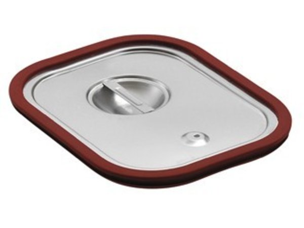 Saro Gastronorm lid with Rubber seal GN 1/3