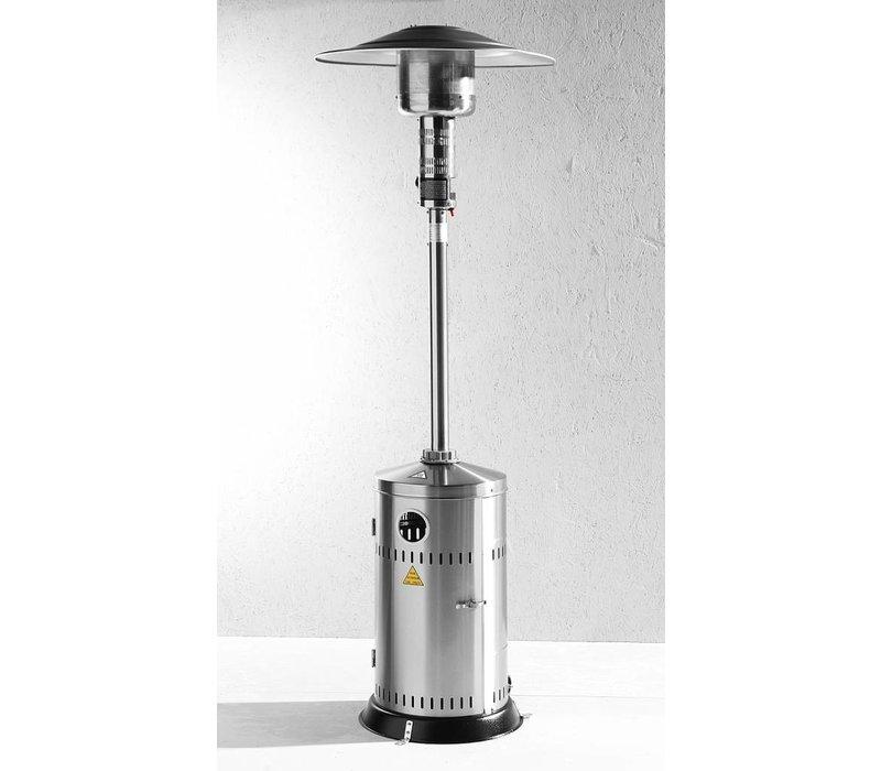 Hendi Patio heater on Gas | Heater Hendi 272701 - collapsible 1.60 - 2.20m