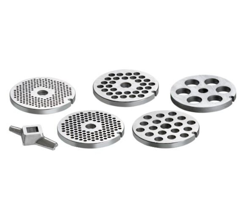 Bartscher Disc with 4.5 mm perforations for art. No: BT370223