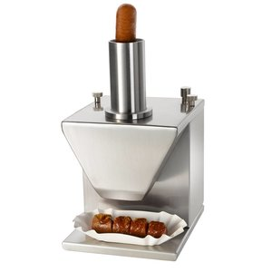 Hendi Curry Sausage Cutter Electrical | 230x185x325 mm 230V 135W